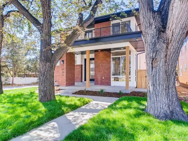1499 S Jackson Street, Denver, CO 80210 (MLS #2498246) :: 8z Real Estate