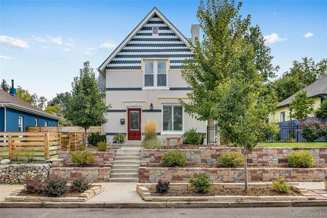 4336 Yates Street, Denver, CO 80212 (MLS #2498572) :: Stephanie Kolesar