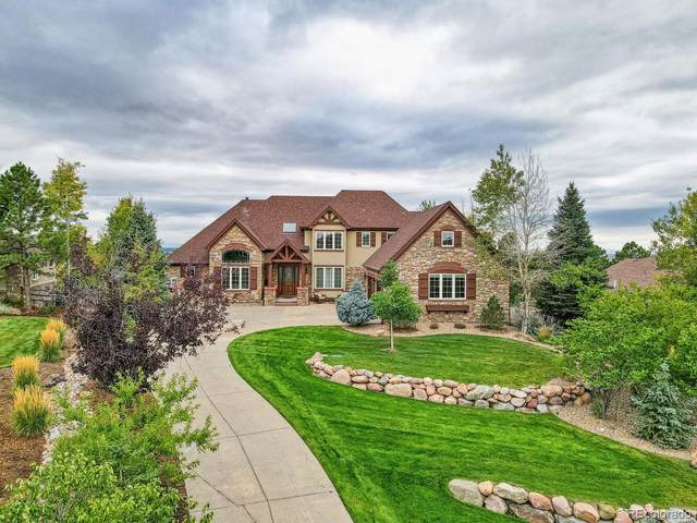 5171 Shade Tree Lane, Parker, CO 80134 (#2498922) :: The Margolis Team