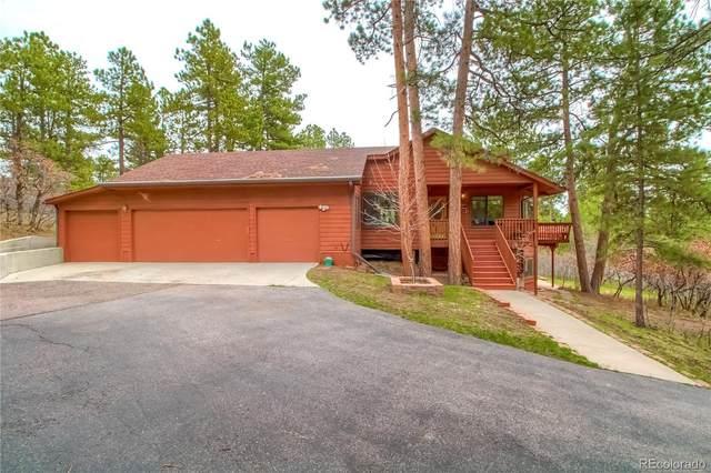 767 Tenderfoot Drive, Larkspur, CO 80118 (MLS #2498989) :: 8z Real Estate