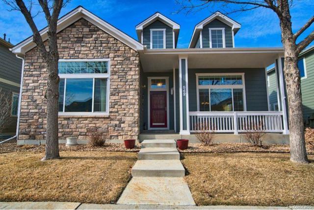 542 Peregrine Circle, Longmont, CO 80504 (MLS #2499251) :: 8z Real Estate