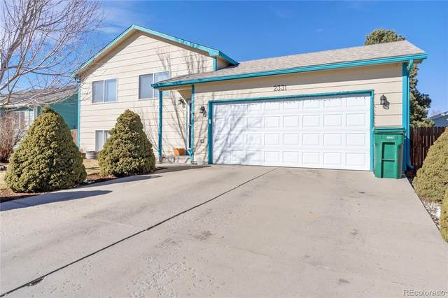 2331 W A Street, Greeley, CO 80631 (#2499272) :: Bring Home Denver with Keller Williams Downtown Realty LLC