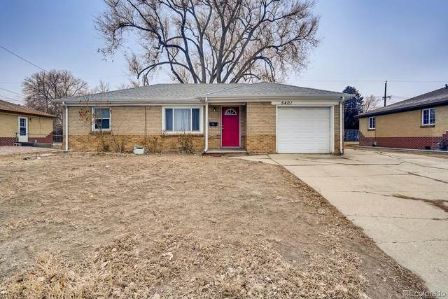 5401 Independence Street, Arvada, CO 80002 (#2499449) :: The HomeSmiths Team - Keller Williams