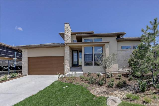 1184 Lost Elk Loop, Castle Rock, CO 80108 (#2499471) :: The Griffith Home Team