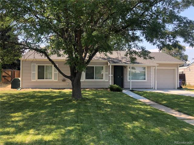 3051 S Forest Street, Denver, CO 80222 (MLS #2499795) :: Neuhaus Real Estate, Inc.