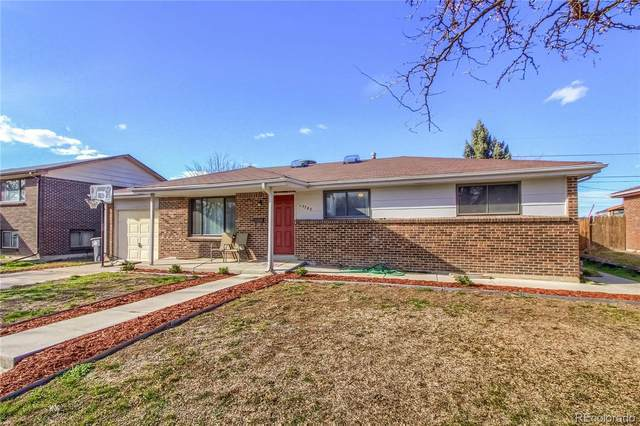 13783 E 32 Place, Aurora, CO 80011 (#2499962) :: HomeSmart Realty Group