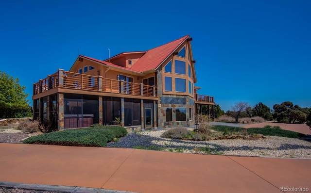 5041 Rimrock Terrace, Penrose, CO 81240 (#2500309) :: Signature Realty, Inc.