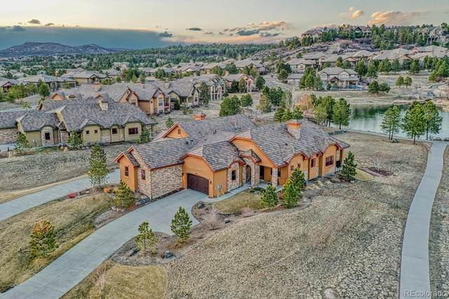 5069 Castle Pines Drive S, Castle Rock, CO 80108 (#2500451) :: Finch & Gable Real Estate Co.