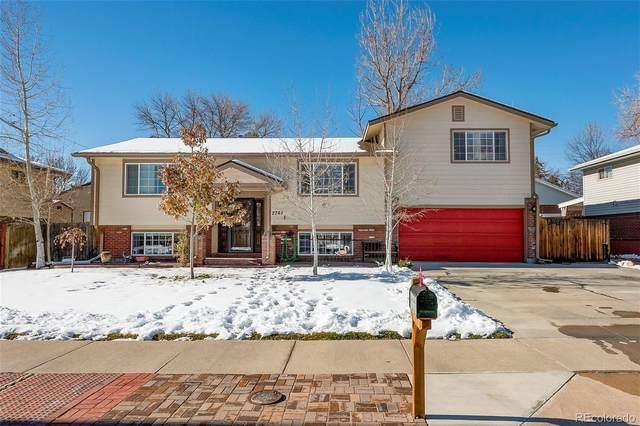 2761 S Reed Street, Denver, CO 80227 (#2500457) :: James Crocker Team