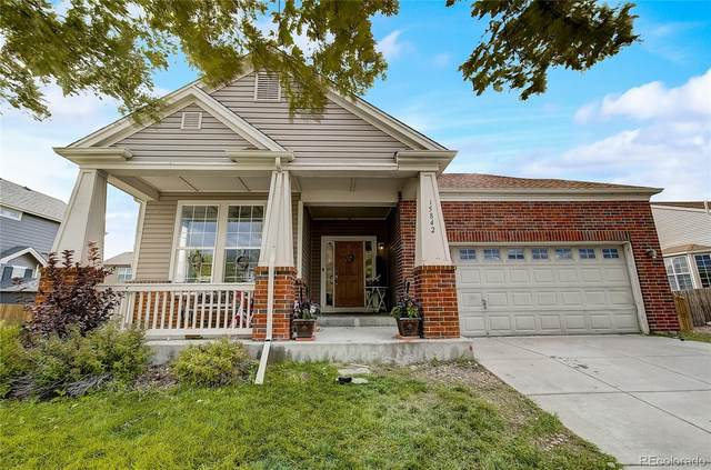 15842 E 98th Place, Commerce City, CO 80022 (#2500483) :: Bring Home Denver with Keller Williams Downtown Realty LLC
