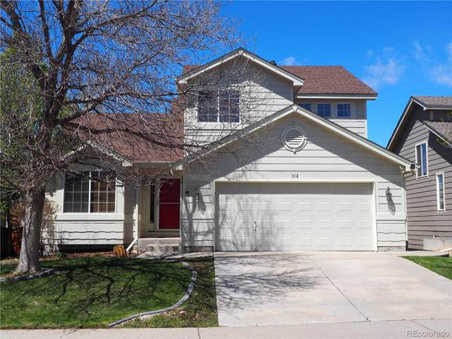 312 Kingbird Circle, Highlands Ranch, CO 80129 (#2500599) :: Mile High Luxury Real Estate