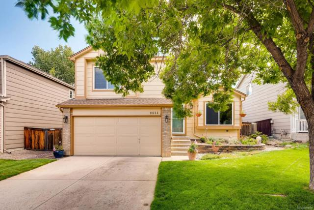 9634 Whitecliff Place, Highlands Ranch, CO 80129 (#2500832) :: The Peak Properties Group