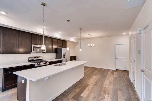 865 E 98th Avenue #905, Thornton, CO 80229 (MLS #2501623) :: 8z Real Estate