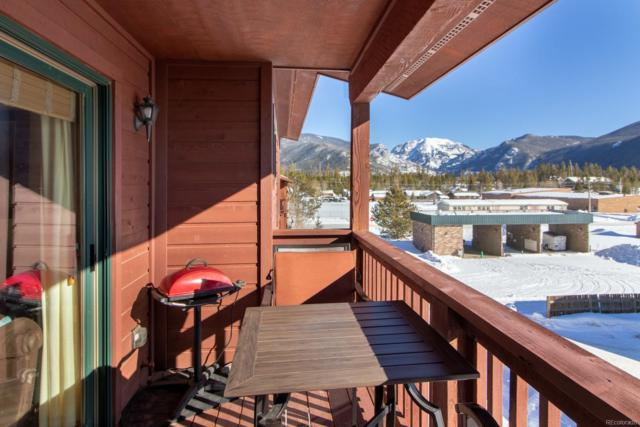 203 Bella Vista Court #306, Grand Lake, CO 80447 (#2501648) :: James Crocker Team
