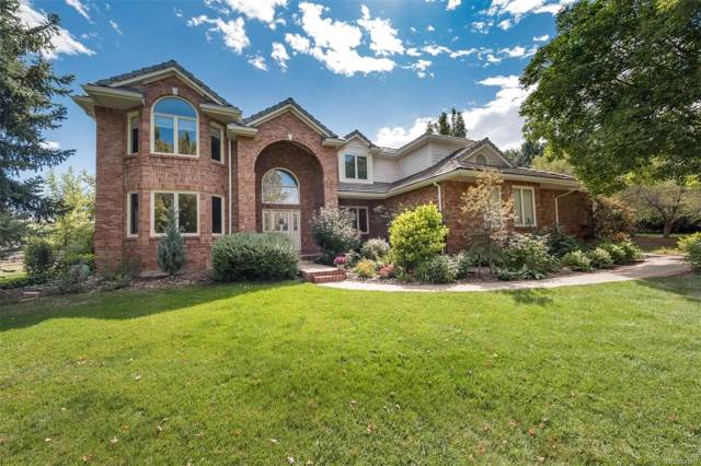 5430 S Cottonwood Court, Greenwood Village, CO 80121 (#2501900) :: Compass Colorado Realty