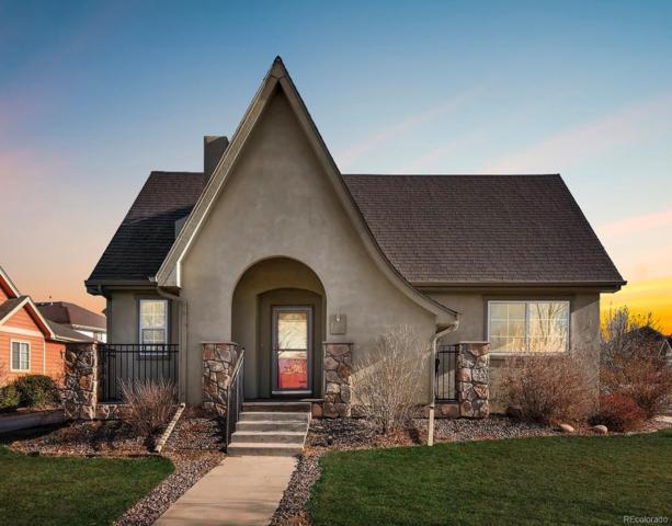 1322 Carriage Drive, Longmont, CO 80501 (#2502441) :: The Griffith Home Team
