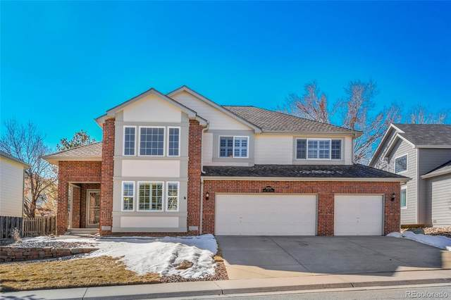 16252 W 66th Circle, Arvada, CO 80007 (#2502597) :: The Griffith Home Team