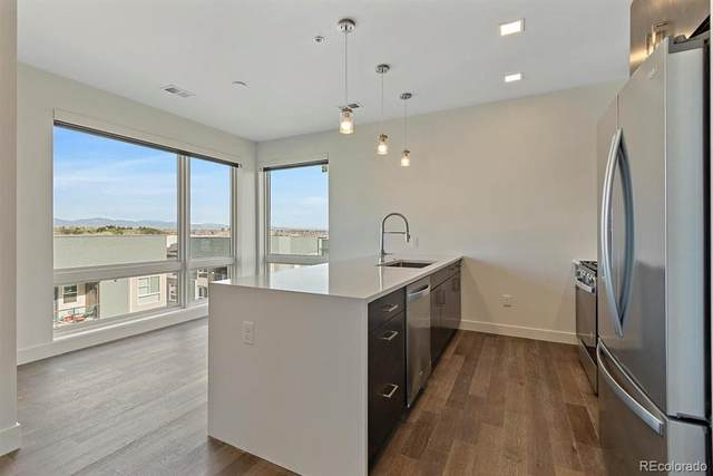 1898 S Bannock Street #107, Denver, CO 80223 (MLS #2503052) :: 8z Real Estate