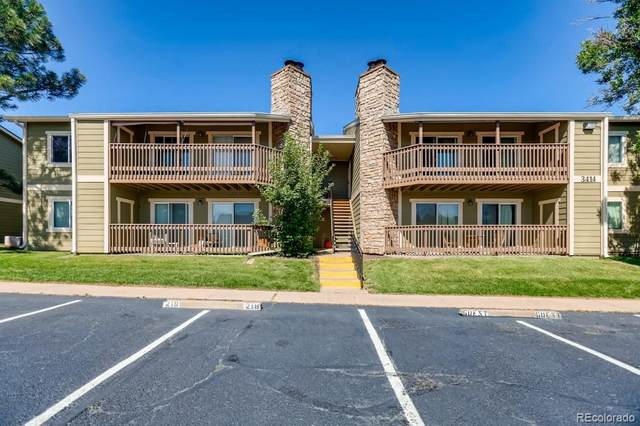 3414 S Eagle Street #203, Aurora, CO 80014 (MLS #2503302) :: Bliss Realty Group