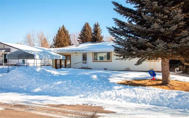 870 4th Street, Meeker, CO 81641 (#2503451) :: The Peak Properties Group