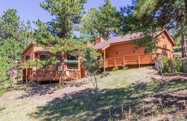 221 Rutgers Place, Woodland Park, CO 80863 (#2503689) :: Symbio Denver