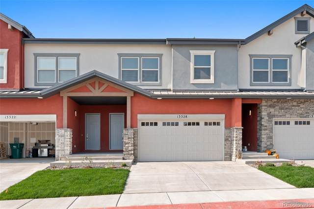 13328 Positano Point, Colorado Springs, CO 80921 (MLS #2503752) :: Kittle Real Estate