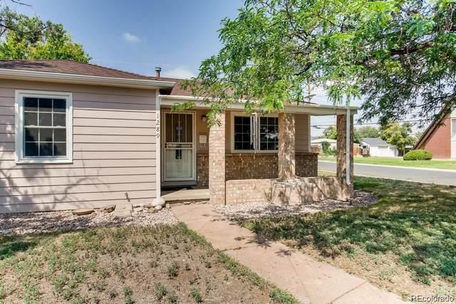 1289 Macon Street, Aurora, CO 80010 (MLS #2503773) :: 8z Real Estate
