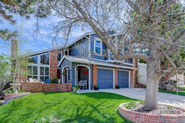 7774 S Hill Drive, Littleton, CO 80120 (#2503868) :: Wisdom Real Estate