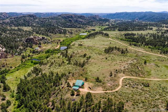 2020 Mill Creek Road, Livermore, CO 80536 (#2503931) :: Finch & Gable Real Estate Co.