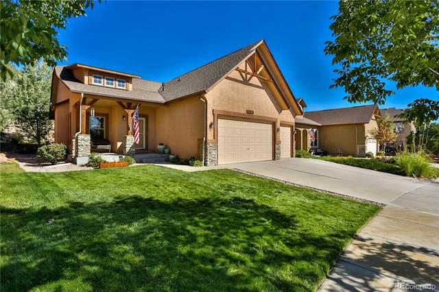 2356 Damon Drive, Colorado Springs, CO 80918 (#2503941) :: The DeGrood Team
