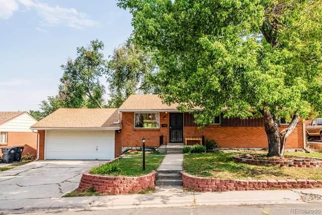 980 Dakin Street, Denver, CO 80221 (MLS #2504574) :: Keller Williams Realty