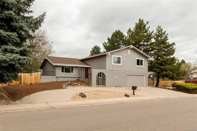 4001 S Quebec Street, Denver, CO 80237 (MLS #2504712) :: 8z Real Estate