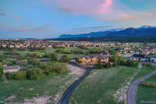 14965 Crooked Spur Lane, Colorado Springs, CO 80921 (#2505146) :: The DeGrood Team