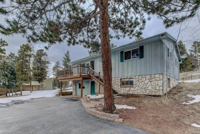 26560 Pleasant Park Road, Conifer, CO 80433 (MLS #2505697) :: 8z Real Estate