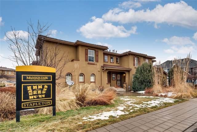 7777 E 23rd Avenue #1401, Denver, CO 80238 (#2505756) :: Bring Home Denver with Keller Williams Downtown Realty LLC