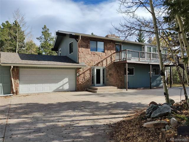 11304 Pauls Drive, Conifer, CO 80433 (#2505783) :: The Griffith Home Team