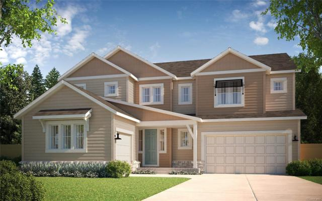 18422 W 92nd Place, Arvada, CO 80007 (#2506615) :: The Griffith Home Team