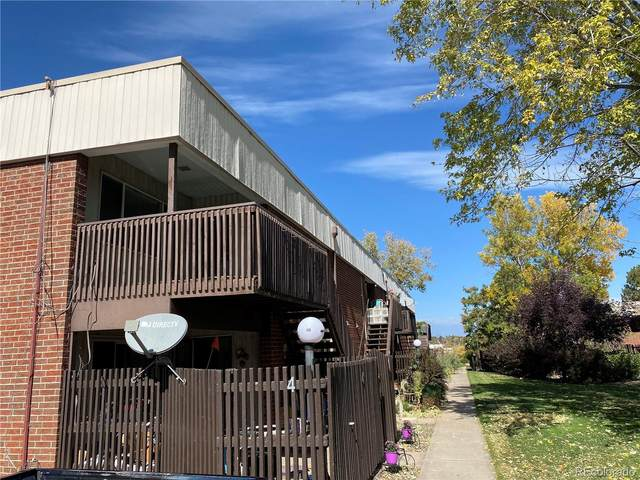 3663 S Sheridan Boulevard N12, Denver, CO 80235 (MLS #2506786) :: Neuhaus Real Estate, Inc.
