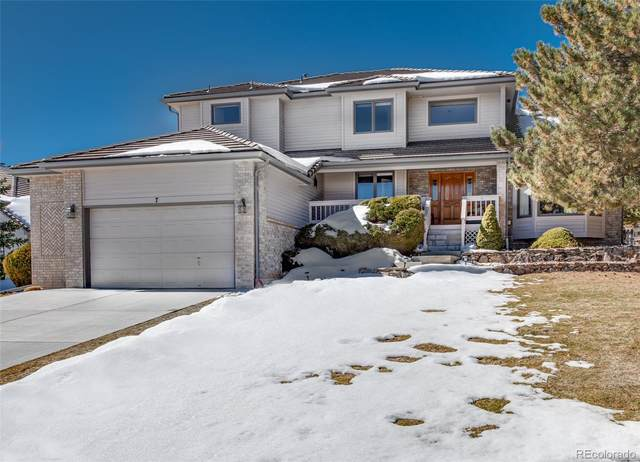 7 Snowy Owl Lane, Littleton, CO 80127 (#2506900) :: The Peak Properties Group