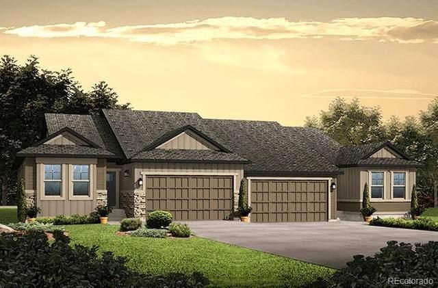6814 Zebra Grass Lane, Parker, CO 80138 (#2507324) :: Portenga Properties - LIV Sotheby's International Realty