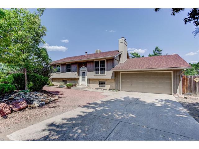 8672 S Balsam Street, Littleton, CO 80128 (MLS #2507815) :: 8z Real Estate