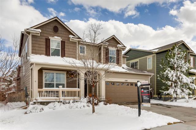 1540 Wandering Way, Castle Rock, CO 80109 (#2508051) :: Colorado Home Finder Realty