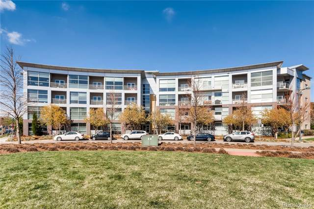 2958 Syracuse Street #210, Denver, CO 80238 (MLS #2508150) :: Neuhaus Real Estate, Inc.