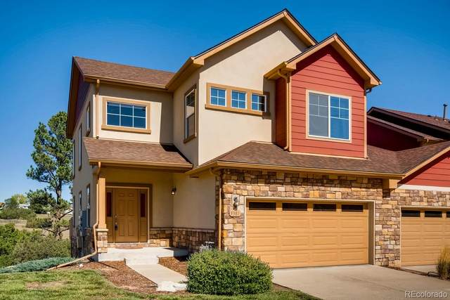 5381 Canyon View Drive, Castle Rock, CO 80104 (#2508167) :: The HomeSmiths Team - Keller Williams