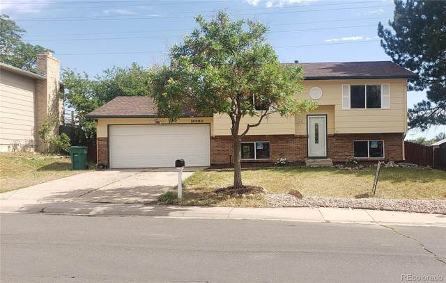 16300 E Bails Place, Aurora, CO 80017 (#2508174) :: Realty ONE Group Five Star
