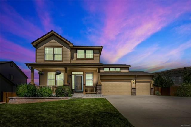 1003 Halfmoon Drive, Castle Rock, CO 80104 (#2508468) :: The Pete Cook Home Group