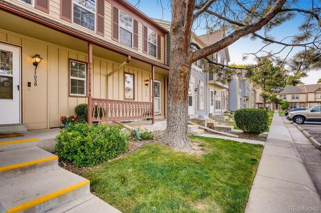 1703 S Blackhawk Way A, Aurora, CO 80012 (#2509154) :: Chateaux Realty Group