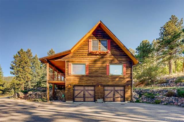 9747 Hilldale Drive, Morrison, CO 80465 (#2509542) :: You 1st Realty