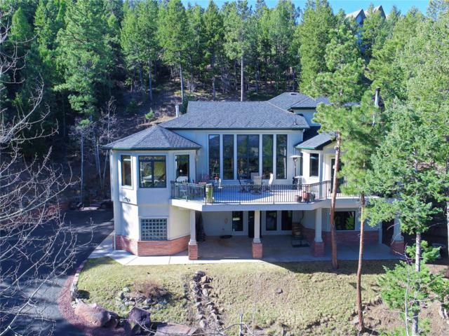 23728 Inca Road, Indian Hills, CO 80454 (#2509802) :: The Pete Cook Home Group