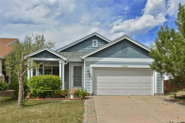 21223 E Belleview Place, Centennial, CO 80015 (#2510277) :: The Pete Cook Home Group